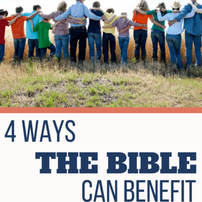 4 Ways the Bible Can Benefit Generation Z