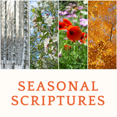 Seasonal Scriptures