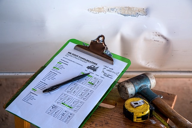 Insurance and House Repairs