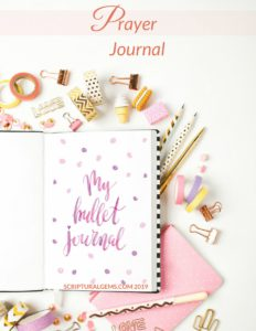 Prayer Journal for Stepmoms
