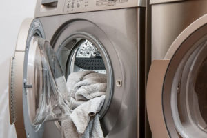 Spring Cleaning Your Laundry Room