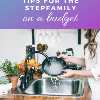 6 Spring Cleaning Tips for Stepfamilies on a Budget
