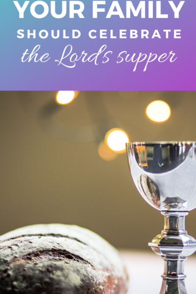 celebrate lord's supper