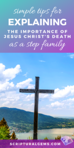 Jesus Christ's Death stepfamily