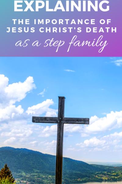Jesus Christ's Death stepfamily