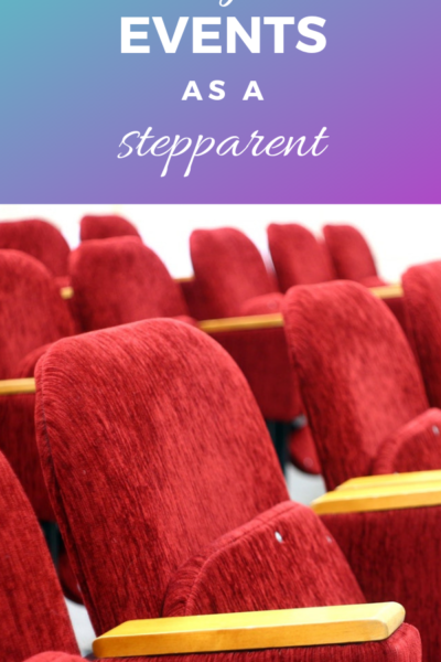stepparents attend school events