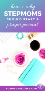 stepmoms prayer journal