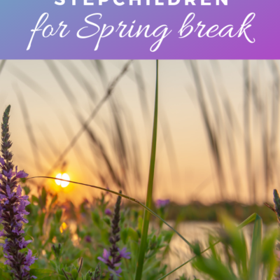 Fun Activities Stepparents Can Plan with their Stepchildren During Spring Break
